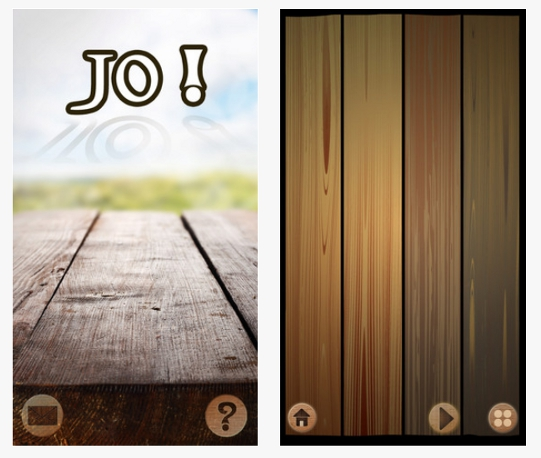 Lanzan una app para tocar la txalaparta en el iPhone y el iPad