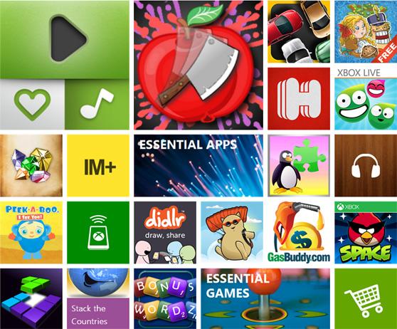 La tienda de Windows Phone supera las 120.000 aplicaciones en apenas dos años de vida