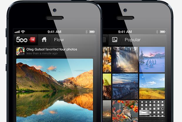 Apple expulsa la aplicación de 500px de la App Store por contener desnudos