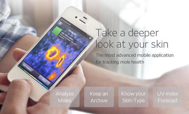 Los médicos advierten que las apps móviles no pueden detectar el cáncer de piel