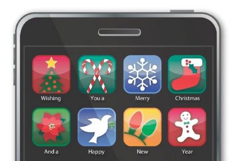 El día de Navidad se gastaron 277 millones de dólares en apps, un 11% más que en la misma jornada de 2018