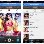 Dhingana, una app de música de Bollywood que acumula 3,5 millones de descargas