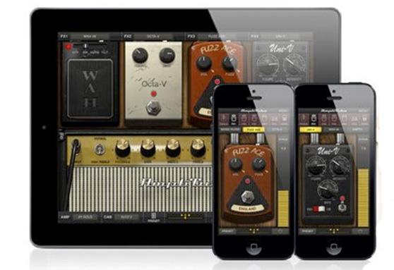Cómo emular a Jimi Hendrix en tu iPhone
