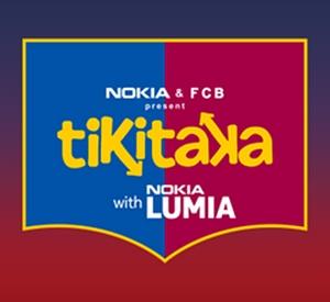 Tiki Taka, la aplicación creada por Nokia y el Barça en exclusiva para los Lumia