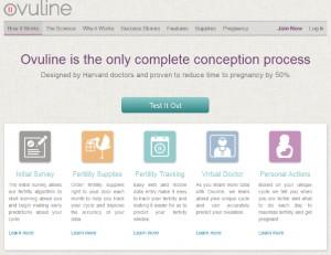 Ovuline, la aplicación que te ayudará a quedarte embarazada
