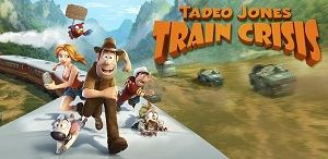 Tadeo Jones Train Crisis