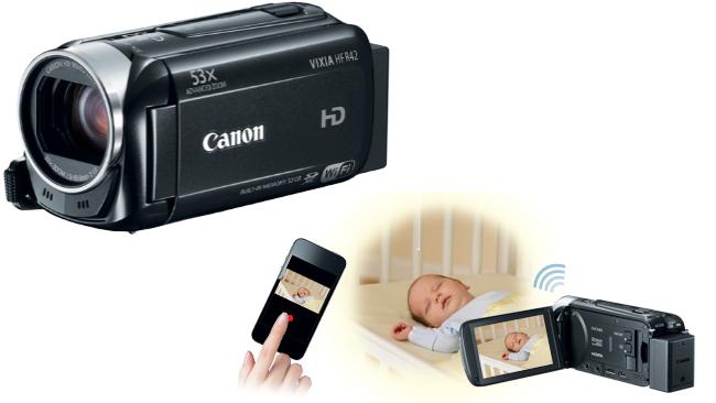 Canon presenta la aplicación CameraAccess, para controlar sus videocámaras a distancia