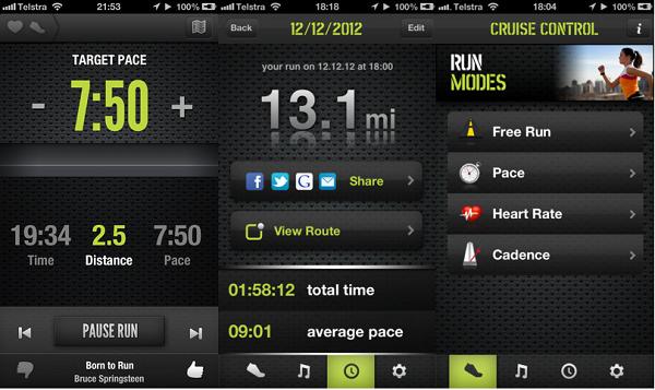 cruise control app