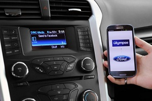 ford apps incar