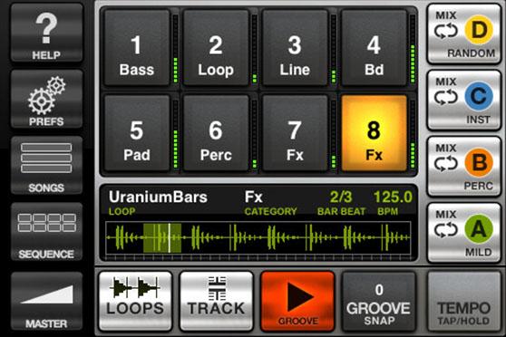 Conviértete en DJ con GrooveMaker Electro
