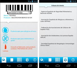 IntolerApp, una aplicación para facilitar la compra a personas con alergias alimenticias