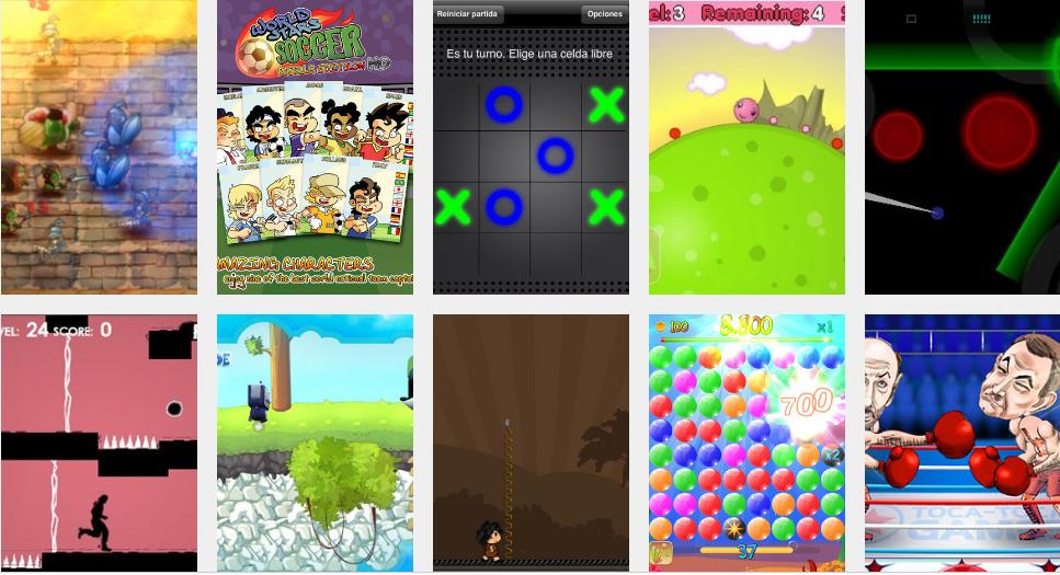 Casi un centenar de juegos gratis para ayudar a niños enfermos de cáncer