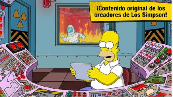 Los Simpson Springfield app