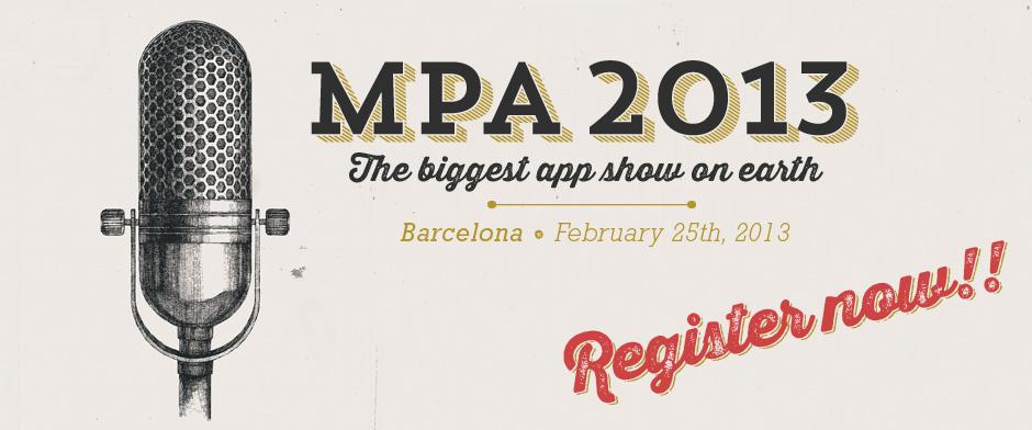 Las apps finalistas a los Mobile Premier Awards 2013, los premios Oscar de las aplicaciones, son...