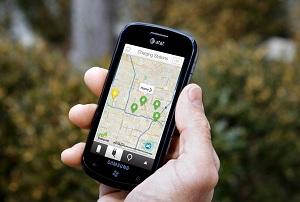 MyFord Mobile estaciones de recarga