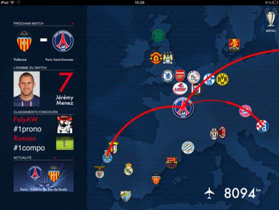 Sigue a los rivales de los equipos españoles en Champions (1)