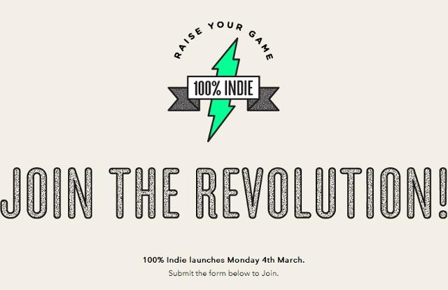 Samsung y EA unen fuerzas para lanzar 100% Indie