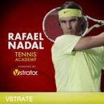 Aprende a jugar al tenis con la app de Rafa Nadal