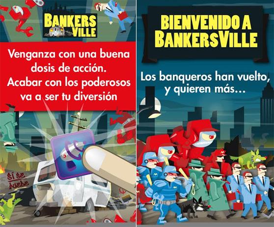 BankersVille lleva el movimiento Stop Desahucios a tus dispositivos Android