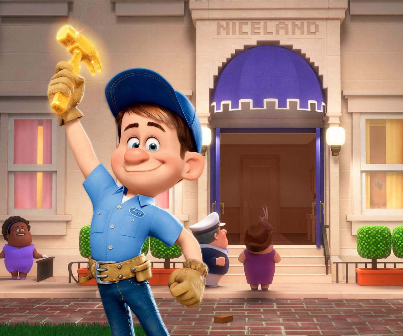 Juega a 'Repara Félix Jr.' con esta app de Disney y ¡Rompe Ralph! para iPhone e iPad
