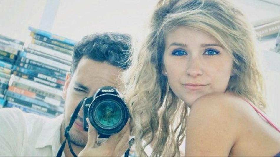 La pareja que se enamoró a través de Instagram