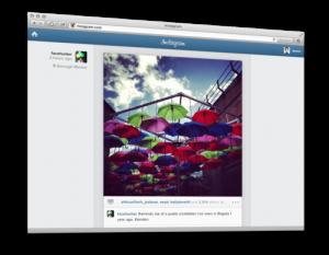 Instagram pone todas sus fotos y funciones en la web