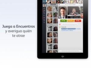 Badoo llega al iPad