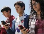 jovenes uso aplicaciones