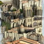 Recorre París desde tu iPad gracias a la nueva experiencia 3D de Dassault Systèmes
