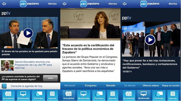 partido popular app