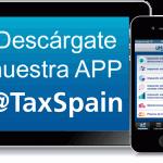 TaxSpain, una aplicación para no perderse en el mundo de la fiscalidad en España