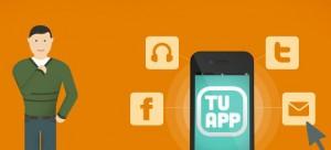 Adiante Apps ofrece un servicio de creación de aplicaciones a bajo coste