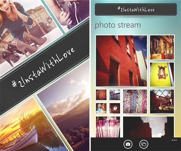 #2InstaWithLove, una aplicación de Nokia para pedirle a Instagram que se adapte a Windows Phone