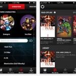 Barra libre de cómics con la aplicación de Marvel Unlimited para iOS
