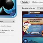 Apple comienza a avisar en la App Store de los títulos que contienen pagos in app