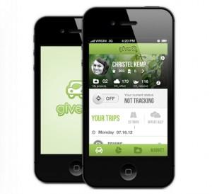 Calcula tu huella de carbono con la aplicación GiveO2