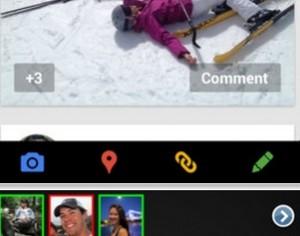 Las aplicaciones de Google+ incorporan filtros y editor de fotos
