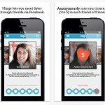 Hinge, o cómo ligar con los/as amigos/as de tus amigos/as de Facebook a través de una app