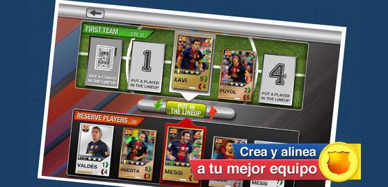 FCB iCroms Evolution, mucho más que una simple colección digital de cromos del Barça