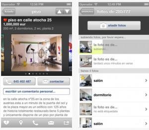 La aplicación para buscar y vender casa de Idealista.com se renueva