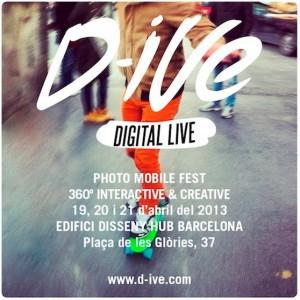 Las apps, presentes en D-Ive, primer festival nacional dedicado a la fotografía móvil