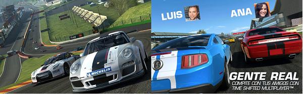 real racing 3 pantallazos