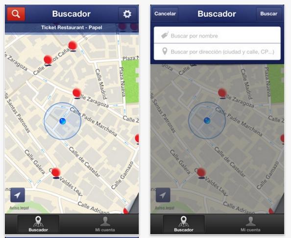 Ticket Go, la app para encontrar restaurantes que aceptan vales de comida