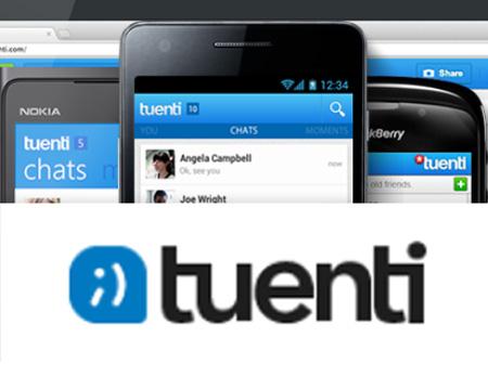 Los Chats de Grupo ganan protagonismo en el nuevo Tuenti y sus aplicaciones móviles
