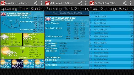 Las mejores apps para seguir el Mundial de Motociclismo 2013