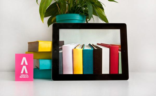 visualMANIAC, una innovadora librería que apuesta por la lectura en tablets