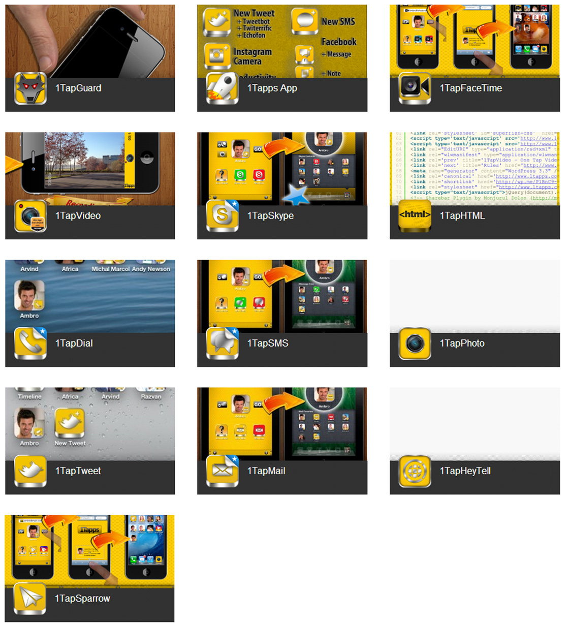 Las aplicaciones de la española 1Tapps superan el millón de descargas en la App Store