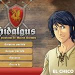 Hidalgus, el Águila Roja de los juegos educativos para iPad