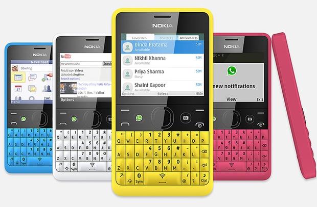 Nokia crea el primer móvil con un botón físico de WhatsApp
