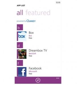Switch to Windows Phone, una aplicación de Microsoft para los tránsfugas de Android